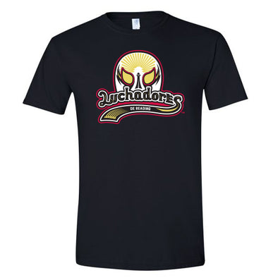Luchadores de Reading Adult T-Shirt