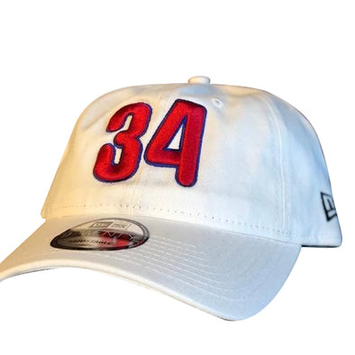 Reading Fightin Phils New Era White Roy Halladay Hall of Fame Cap