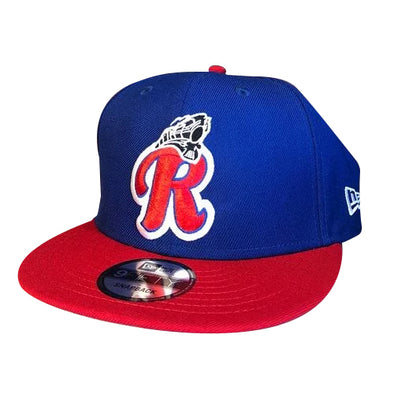 Reading Fightin Phils New Era R-Phils Train Snapback