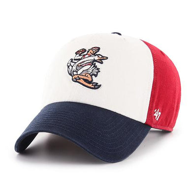 Reading Fightin Phils '47 Clean Up Crazy Hot Dog Vendor Sunday Cap