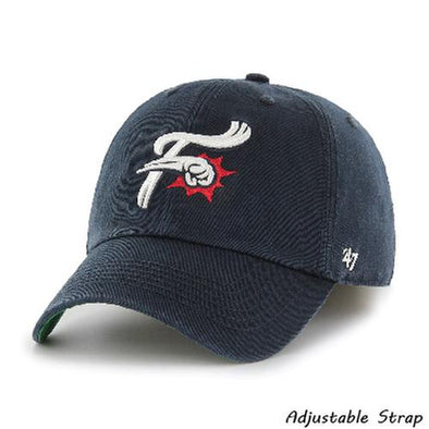 Reading Fightin Phils '47 Clean Up - Fightin Phils Navy Home