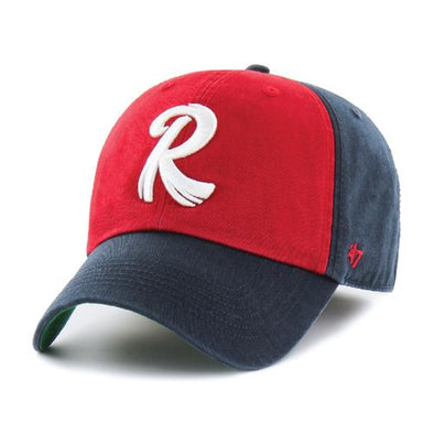 Reading Fightin Phils '47 Franchise Alt. 2 Road Cap  On-Field