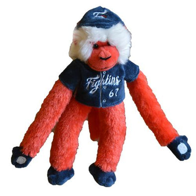 Reading Fightin Phils Fightins Monkey Plush Toy