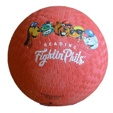 Reading Fightin Phils Red Fightin Phils Playground Ball