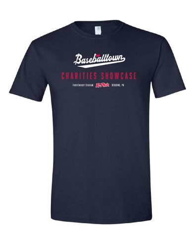 PRE ORDER: Baseballtown Chartities Showcase T-Shirt