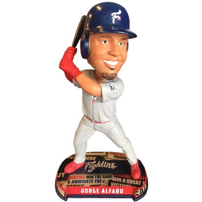 Reading Fightin Phils Jorge Alfaro Bobble Head