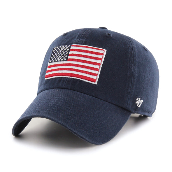 '47 Navy American Flag Clean Up