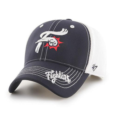 Reading Fightin Phils '47 MVP Adj. Flux  Navy & White F-Fist Cap