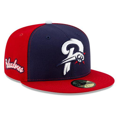 Reading Fightin Phils Los Peladores de Reading - 5950 On Field Cap