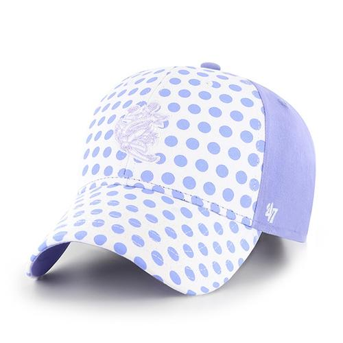 Reading Fightin Phils Toddler '47 MVP Lavender Poka Dot CHDV Cap