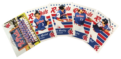 2019 R-Phils 25 Card Team Set