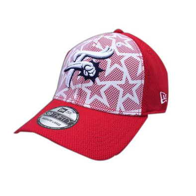 Reading Fightin Phils New Era Reading Fightins Stars and Stripes  3930 Flex Fit