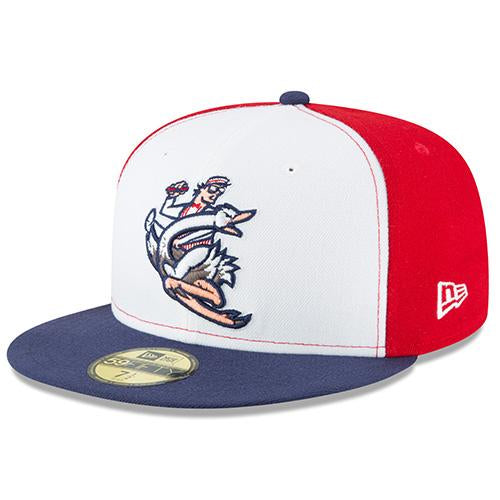 Reading Fightin Phils Fightin Phils Crazy Hot Dog Vendor Sunday Cap - New Era 5950