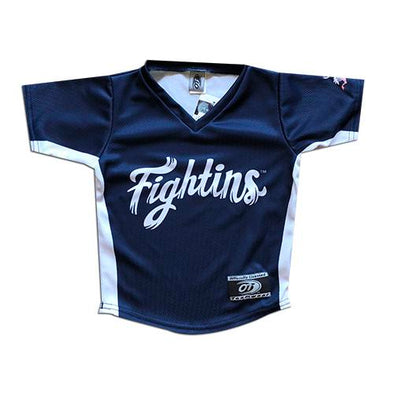 Reading Fightin Phils Toddler Navy Home Jersey