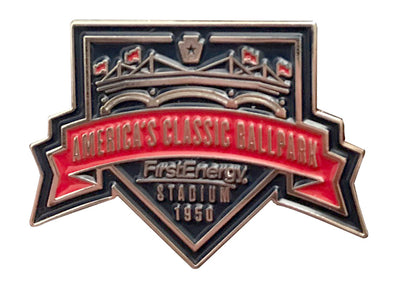 America's Classic Ballpark Collectible Pin