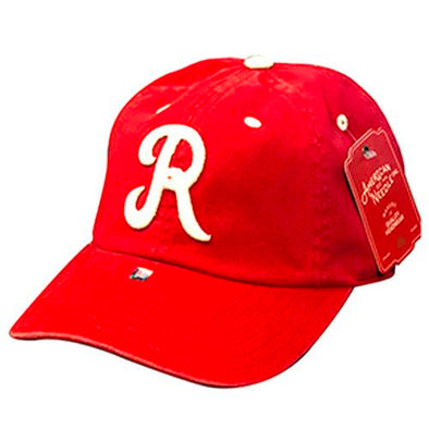 Reading Fightin Phils American Needle Red Archive Cap