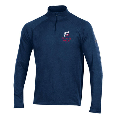 UA Navy Quarter Zip