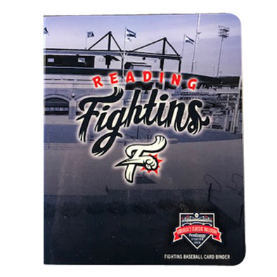 Fightin Phils Card Booklet