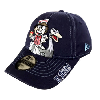 "New Era ""Crazy Hot Dog Vendor"" Child 9Twenty Adjustable Mascot Cap"