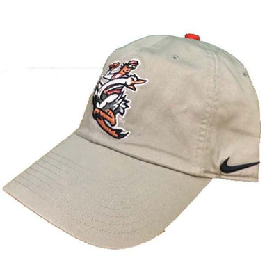 Reading Fightin Phils Nike Heritage 86 Custom Gray CHDV Replica Cap