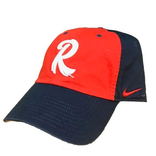 Reading Fightin Phils Nike Heritage 86 Custom Red / Navy Reading Road Replica Cap