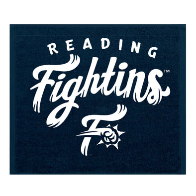 Fightin Phils Navy Golf Towel