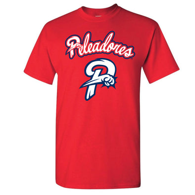 Los Peleadores de Reading Red T-Shirt