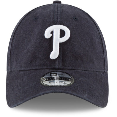 New Era 9TWENTY Adjustable Navy Phillies Cap