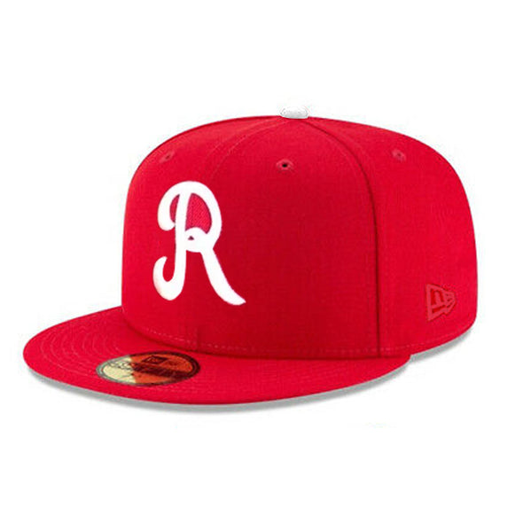 "Reading Phillies Throwback 1967 ""R"" New Era 5950 Cap"