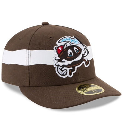 Reading Whoopies New Era 5950 Low Profile On-Field Cap