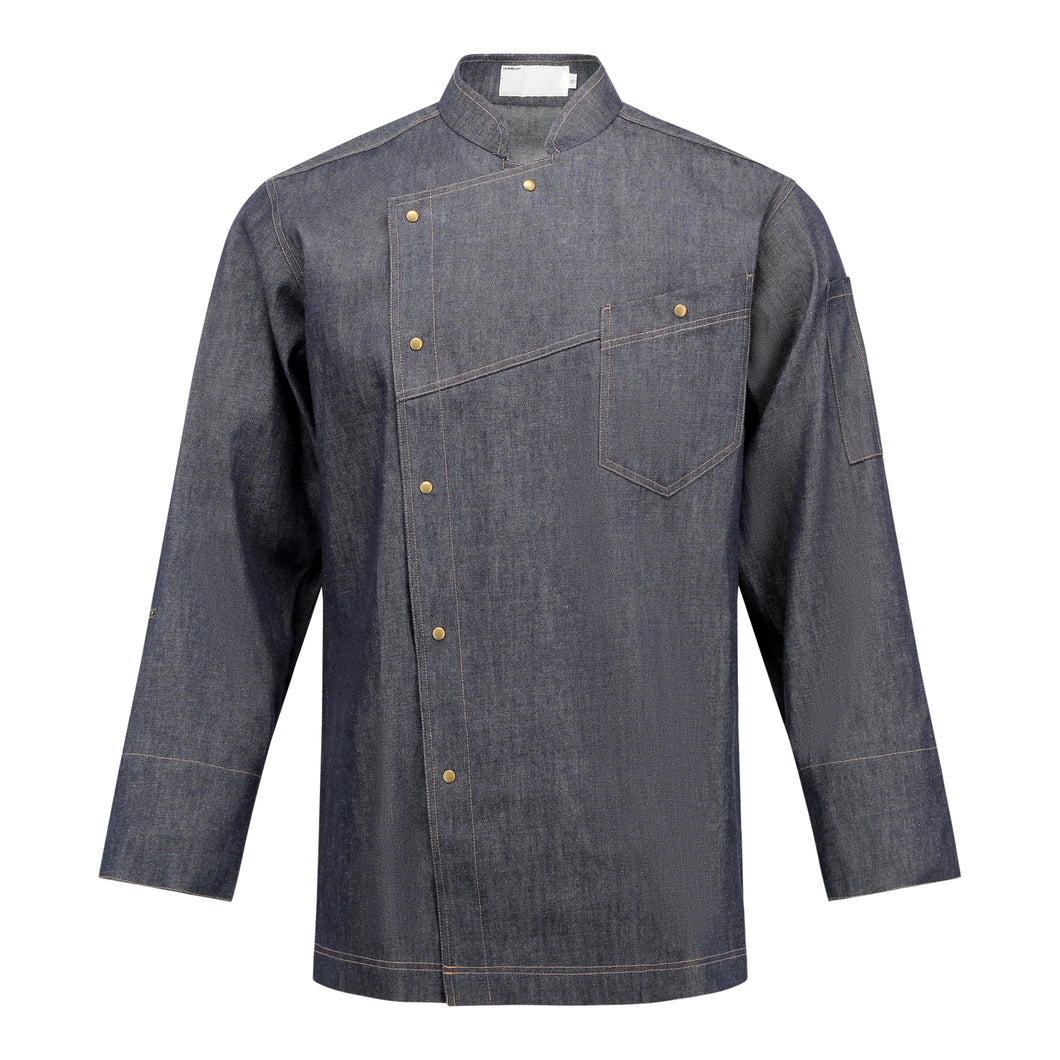 Denim Chef Jacket