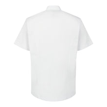 Load image into Gallery viewer, Chef Jacket Classic Short Sleeve, White