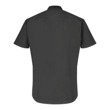 Load image into Gallery viewer, CU002 Chef Jacket Short Sleeve, Black