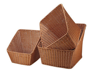 2GY20 Slanted Face Square Basket