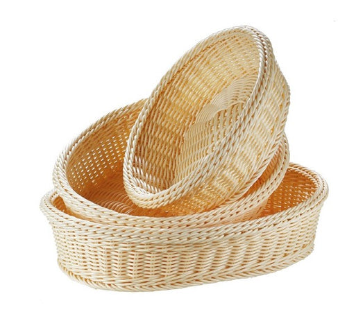 3G21 Oval Basket