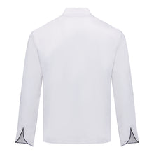 Load image into Gallery viewer, CU003 Chef Jacket with Black Piping