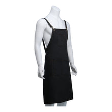 Load image into Gallery viewer, Canvas Bib Apron