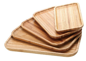 RRTT Bamboo Rectangular Tray
