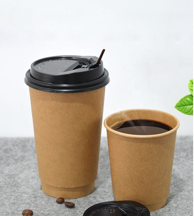 Coffee Cup, Craft Paper