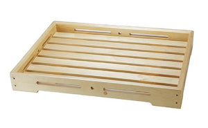 Maple Wood Crate Tray