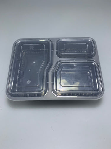 3 Compartment Bento SZ638