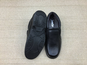Non Slip Leather Slip on Shoes