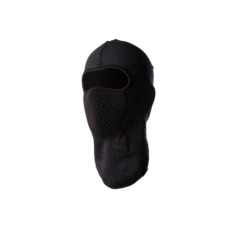 Polartec 300 Expedition Balaclava, 100% Wool - Black