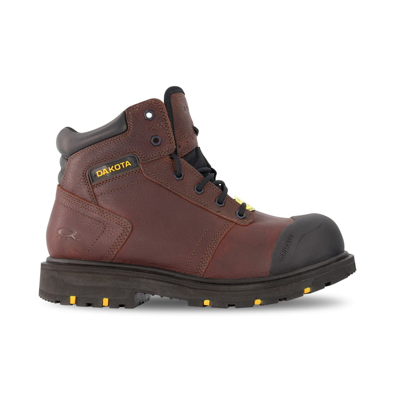 Work Boots Steel Toe Plated