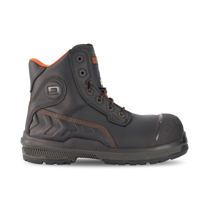 Work Boots Composite Toe Plated