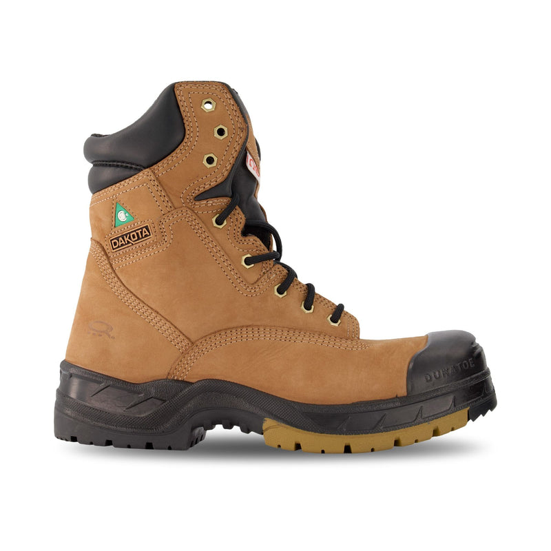 Work Boots Steel Toe Composite Plated