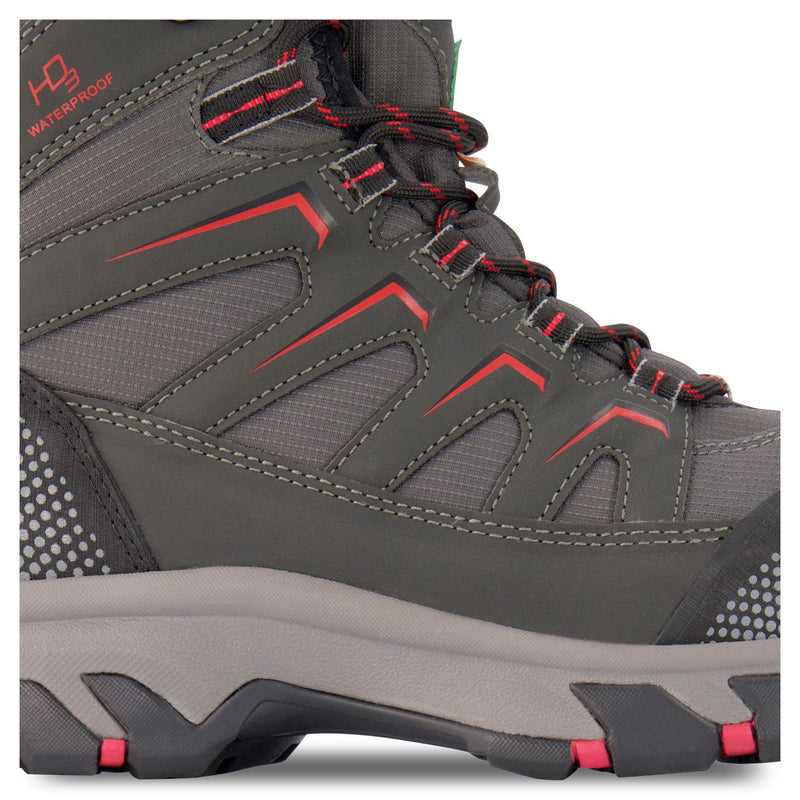 Safety Work Boots Steel Toe Plated