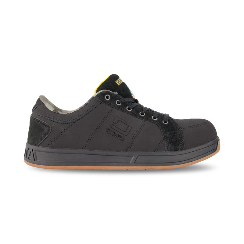 Safety Work Shoes Steel Toe Plated