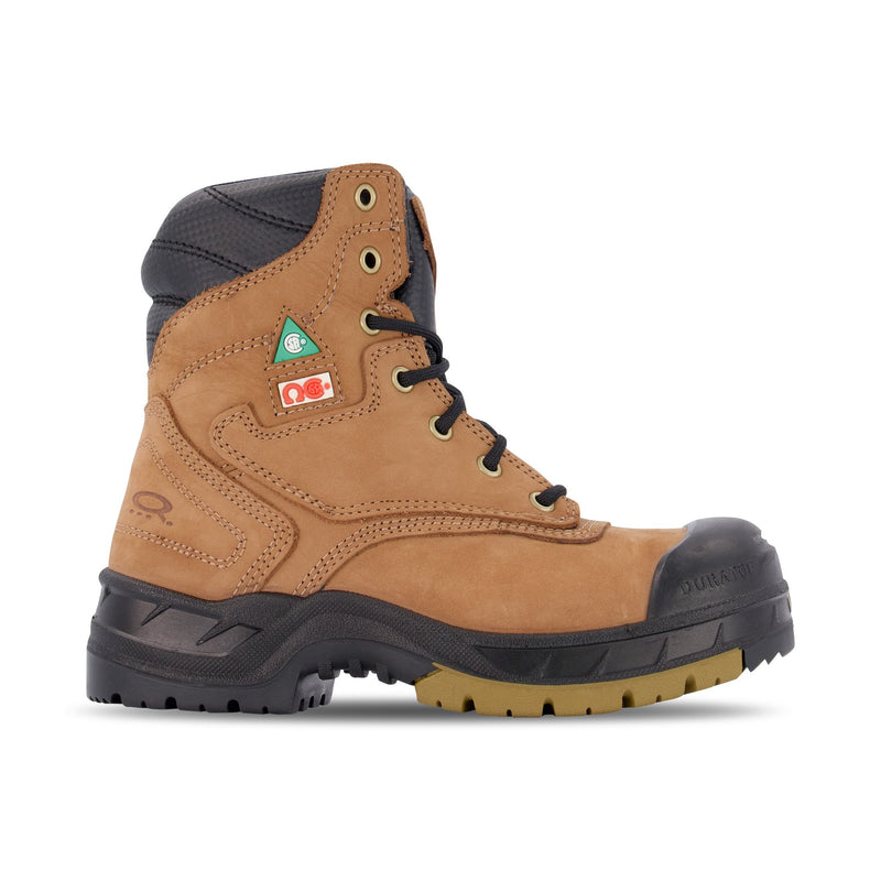Boots Steel Toe Plated