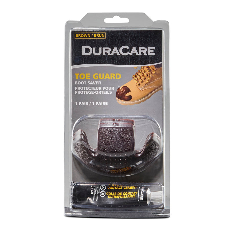 Large Protective Toe Guard - Brown
